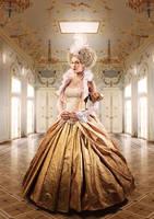 queen elizabeth by milky78