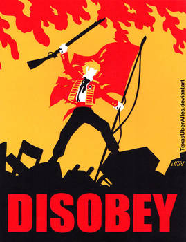 DISOBEY by TexasUberAlles