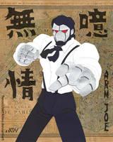 Robo Jean by TexasUberAlles