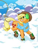 Jingle Horse by TexasUberAlles