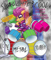 Cutie Metal Crusaders - Slaughtercool by TexasUberAlles