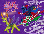 Happy Hearth's Warming To All! by TexasUberAlles
