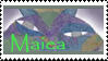 Maeia support stamp by dragonfire6787