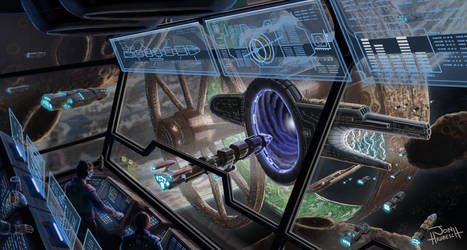 Stargate Control by JonHrubesch