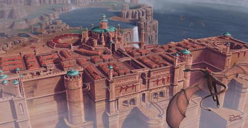 Kingdom of Antheon by JonHrubesch