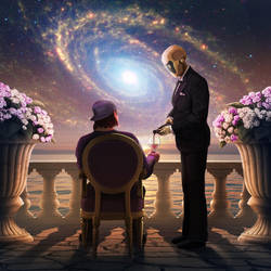 Over and Beyond by JonHrubesch