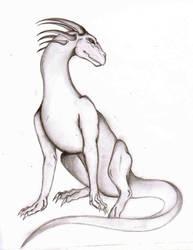 Dragon by Tiamat1806