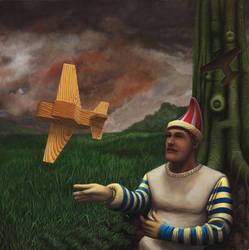 The plane baron by vanoostzanen