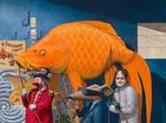 The Goldfish Syndicate by vanoostzanen