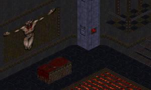 The Altar - Isometric Quake by darkwolf95