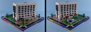 Micropolis Hotel by darkwolf95