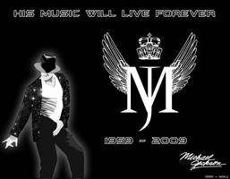 Michael jackson billie jean by krkdesigns