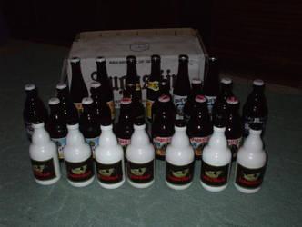 Belgian Beer by Isaidthatsblasphemy