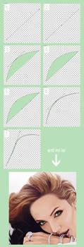 Hair Tutorial by vectortutorial
