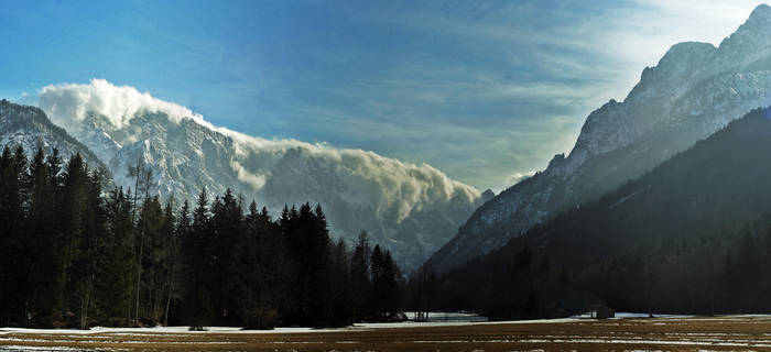 Planica by nasal