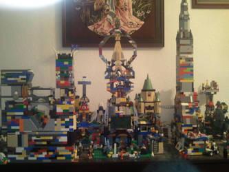 Legotropolis: City of Color by ACity