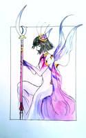 Princess Saturn by Moonlight-Seraph