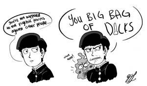 You big bag o' dicks by HyundooMandoo