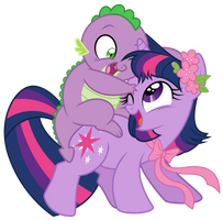 Twilight's First Friend by masemj