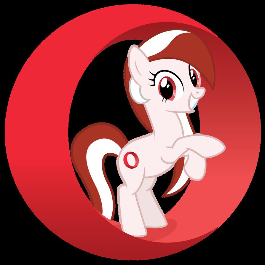 Opera Pony by masemj