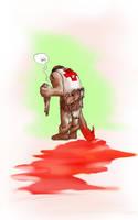 Health Care Troll by geoffsebesta