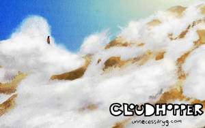 Cloudhopper art show page D by geoffsebesta