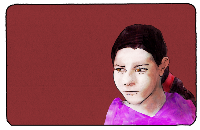 Feef, panel 001 by geoffsebesta