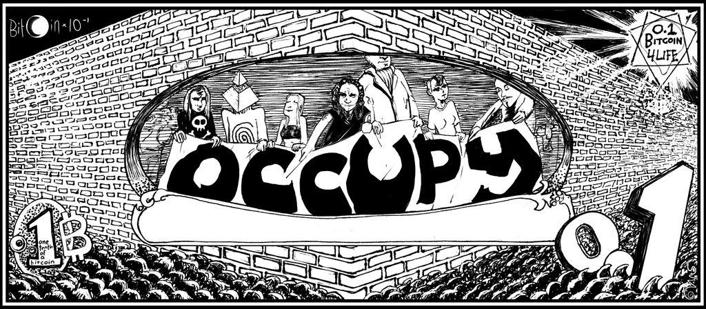 Occupy Bitcoin by geoffsebesta