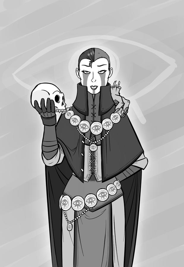 Necromancer by professor-ponyarity