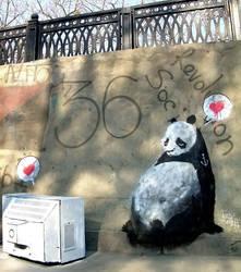 Panda TV by lora-zombie