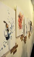Grunge art by Lora Zombie I by lora-zombie