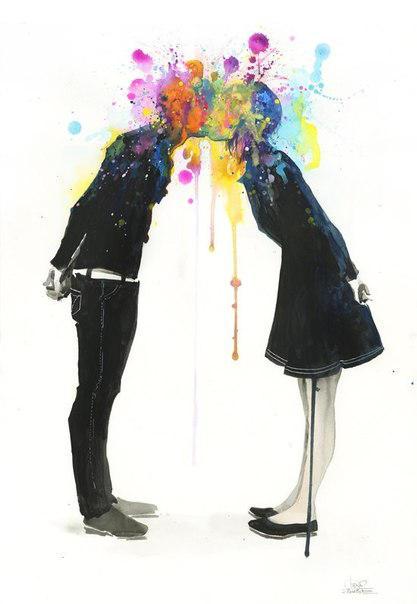 BIG BANG KISS by lora-zombie