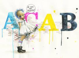 ACAB by lora-zombie