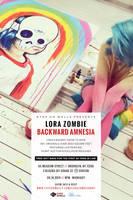 Flyer Web 2Backwards Amnesia by lora-zombie