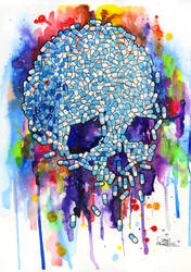 PILLS by lora-zombie