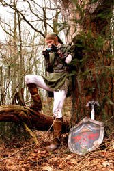 The Legend of Zelda - Link by RBF-productions-NL
