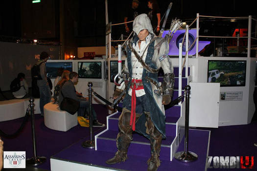 AC III cosplay at Firstlook 2012, Utrecht 2 by RBF-productions-NL