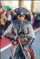 AC III - Aveline at F.A.C.T.S. 2012 by RBF-productions-NL