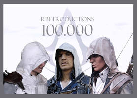 100.000 views by RBF-productions-NL
