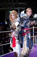 AC IV - Edward at Firstlook 2013 - 3 by RBF-productions-NL