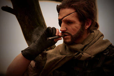 MGS V - V has come to.... by RBF-productions-NL