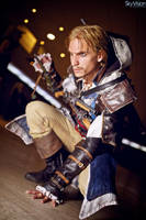 AC IV - Edward @ Animecon by Skyvision by RBF-productions-NL