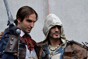 GC 14 - RBF and LeonChiro by RBF-productions-NL
