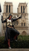 Assassin's Creed: Arno Cosplay in Paris VIDEO by RBF-productions-NL