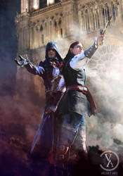 Assassin's Creed Unity - Released! by RBF-productions-NL