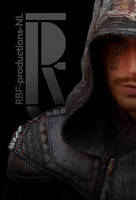 Assassin's Creed Movie - Aguilar cosplay costume by RBF-productions-NL