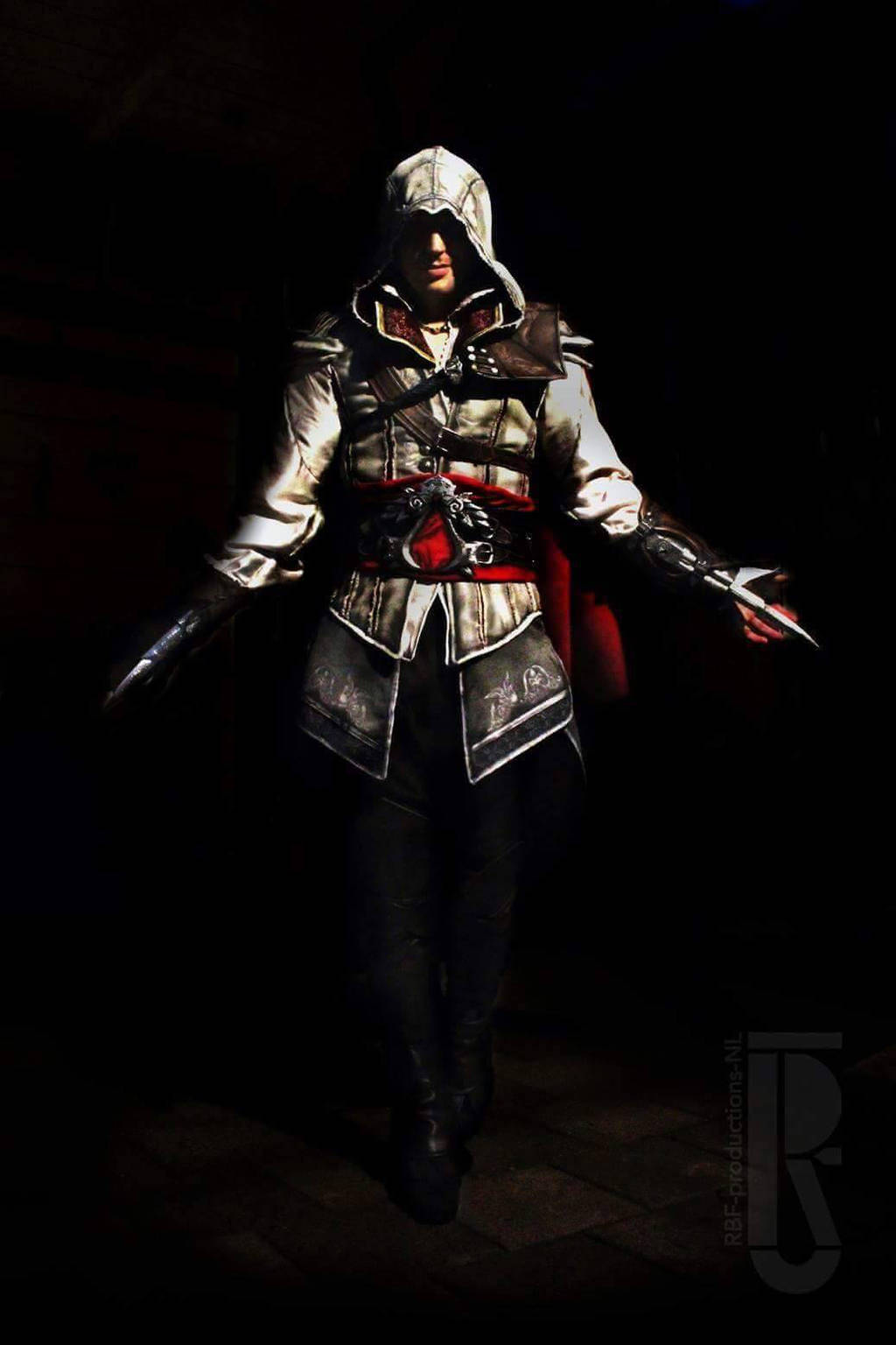 AC2 - Ezio Auditore Da Firenze Cosplay Costume by RBF-productions-NL