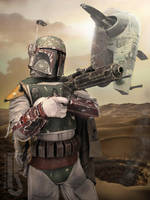 STAR WARS - Boba Fett costume by RBF-productions-NL