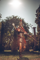 AC Odyssey Alexios cosplay costume by RBF-productions-NL