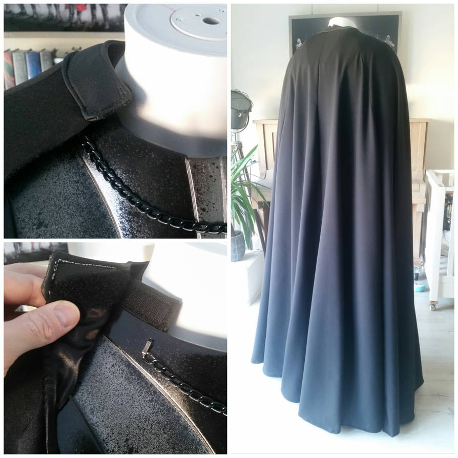 Vader cape attachment by RBF-productions-NL